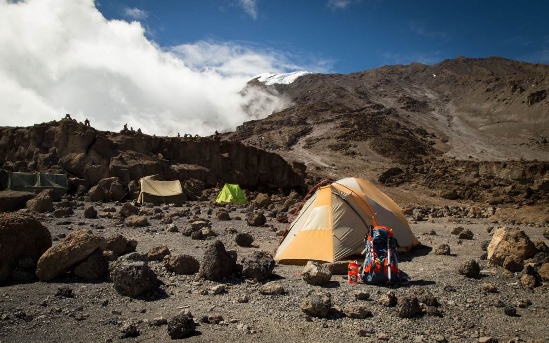 "Live Out There Exclusive: ""Kilimanjaro Gear Essentials"""